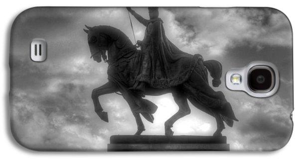 Saint Louis Statue Art Museum Forest Park Galaxy S4 Case