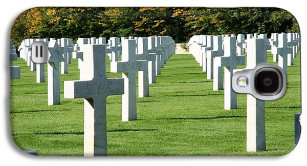 Saint Mihiel American Cemetery Galaxy S4 Case