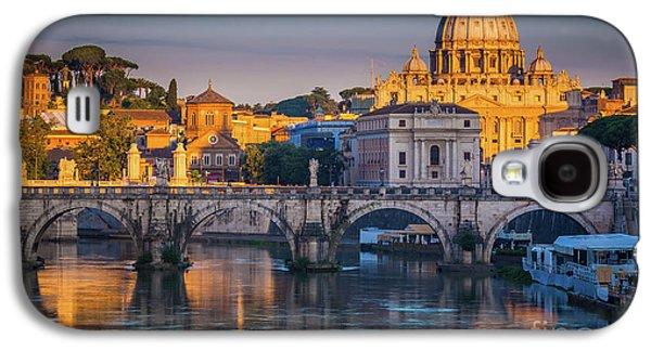 Saint Peters Basilica Galaxy S4 Case