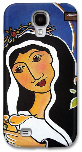 Saint Rita - Patron Of Impossible Causes Galaxy S4 Case