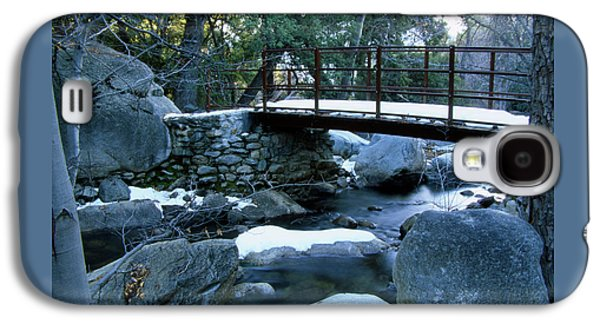 Salmon Creek - Rincon Trail Galaxy S4 Case
