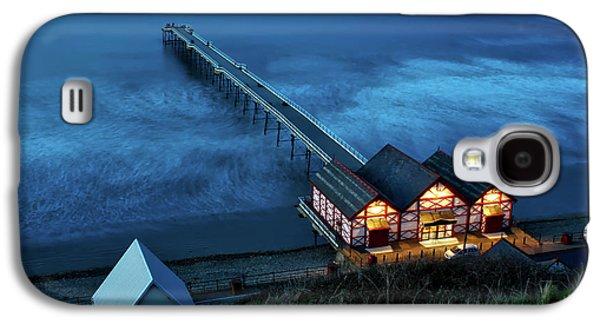 Saltburn - By - The - Sea Galaxy S4 Case by Benjamin Lambert