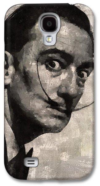 Salvador Dali, Artist Galaxy S4 Case by Mary Bassett