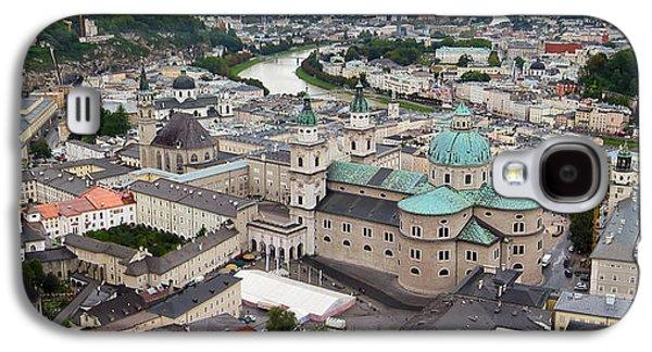Salzburg Panoramic Galaxy S4 Case by Adam Romanowicz