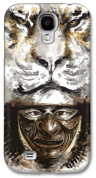 Samurai - Warrior Soul. Galaxy S4 Case by Mariusz Szmerdt