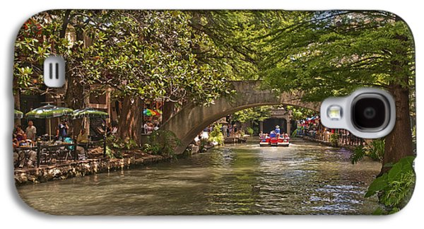 San Antonio Riverwalk Galaxy S4 Case
