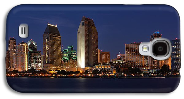 San Diego America's Finest City Galaxy S4 Case by Larry Marshall