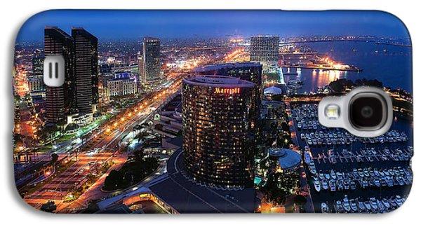 San Diego Bay Galaxy S4 Case