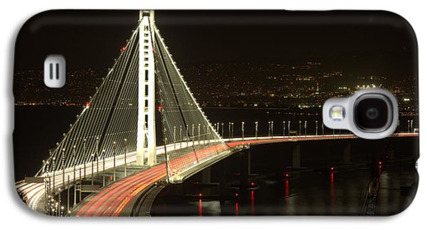 San Francisco Bay Bridge New East Span Galaxy S4 Case