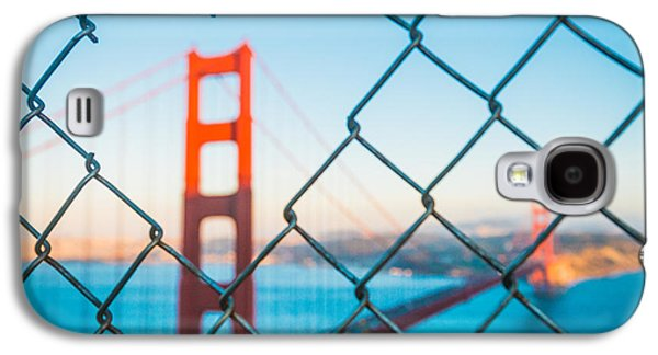 Bridges Galaxy S4 Case - San Francisco Golden Gate Bridge by Cory Dewald