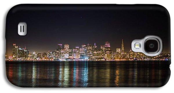 San Francisco Shot Galaxy S4 Case by Britten Adams