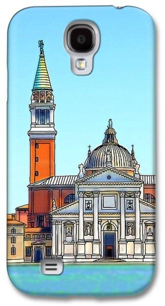San Giorgio Maggiore, Venice Galaxy S4 Case by Phil Robinson