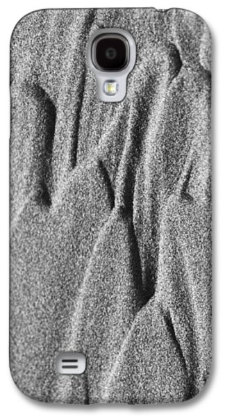 Galaxy S4 Case featuring the photograph Sand Castle by Yulia Kazansky