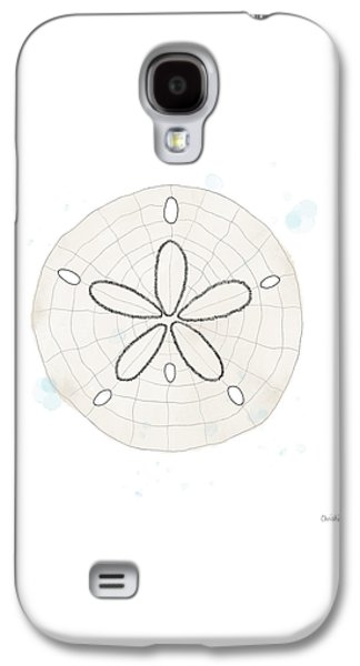 Sand Dollar Whimsy Galaxy S4 Case by Christina Steward