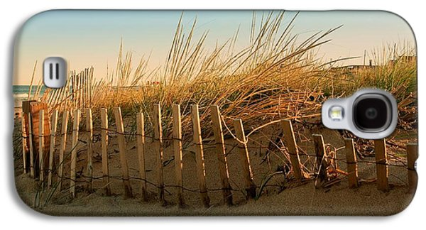 Sand Dune In Late September - Jersey Shore Galaxy S4 Case