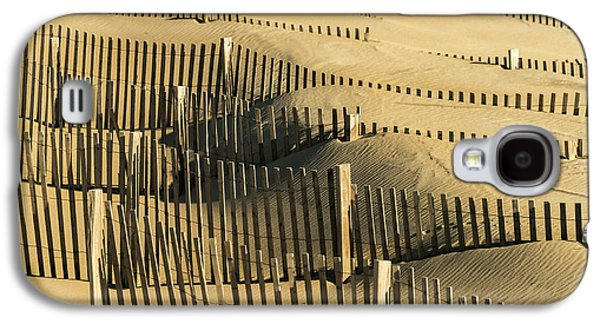 Sand Dunes Of The Outer Banks Galaxy S4 Case