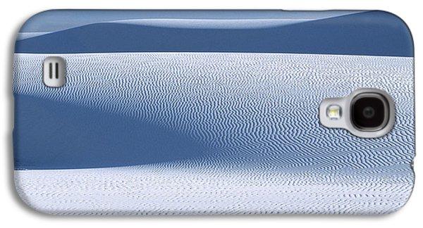 Sand Patterns Galaxy S4 Case by Sandra Bronstein