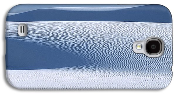 Abstract Galaxy S4 Case - Sand Patterns by Sandra Bronstein