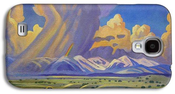 Sangr De Christo Passage Galaxy S4 Case by Art West