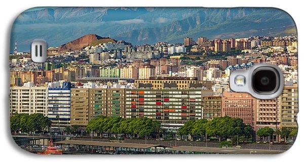 Santa Cruz De Tenerife Galaxy S4 Case by Brian Jannsen