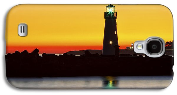 Santa Cruz Lighthouses Galaxy S4 Case