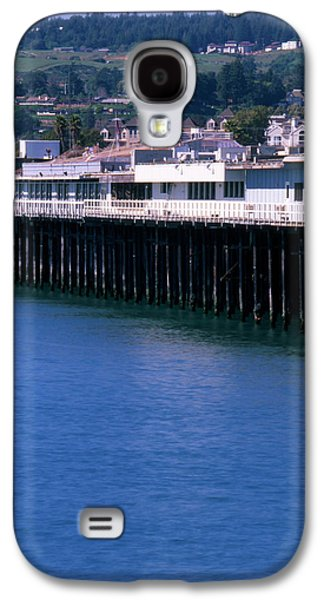 Santa Cruz Pier Galaxy S4 Case by Soli Deo Gloria Wilderness And Wildlife Photography