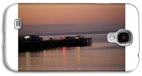 Santa Cruz Wharf Galaxy S4 Case by Ryan Fox