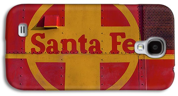 Santa Fe Railroad Galaxy S4 Case by Garry Gay