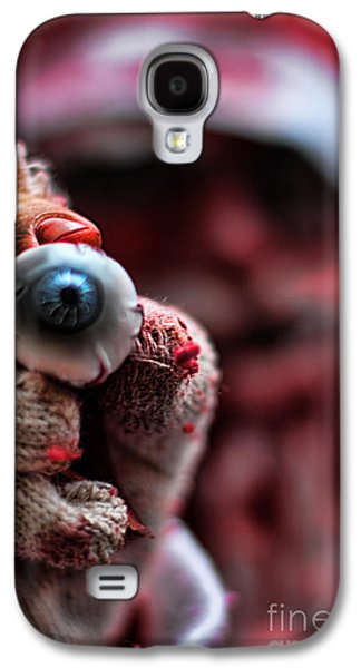 Santa Is Watching You Galaxy S4 Case by Jasna Buncic
