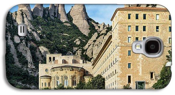 Santa Maria De Montserrat Abbey Galaxy S4 Case