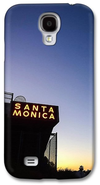 Santa Monica Sunrise Galaxy S4 Case