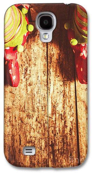 Santas Little Helper Galaxy S4 Case by Jorgo Photography - Wall Art Gallery