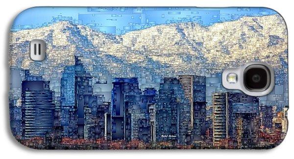 Santiago De Chile, Chile Galaxy S4 Case