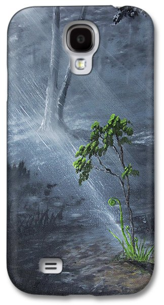 Sapling Galaxy S4 Case by Adam Morris