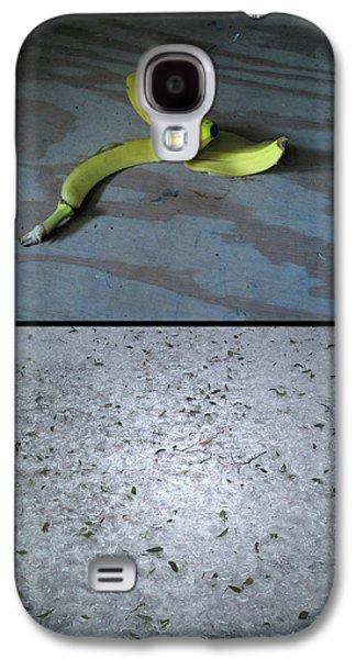 Banana Galaxy S4 Case - Satan by James W Johnson