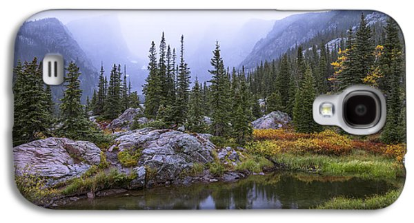 Saturated Forest Galaxy S4 Case by Chad Dutson