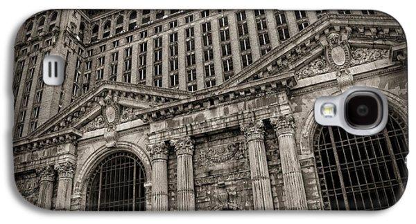 Save The Depot - Michigan Central Station Corktown - Detroit Michigan Galaxy S4 Case by Gordon Dean II