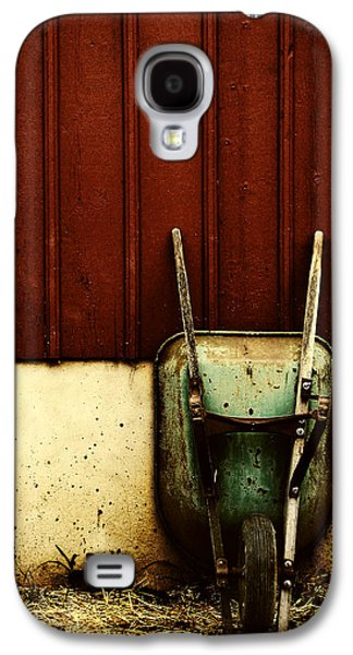 Old Barns Galaxy S4 Cases - Saving Daylight Galaxy S4 Case by Dana DiPasquale