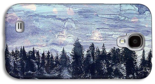 Scandinavian Nights Galaxy S4 Case by Arthur Deaville