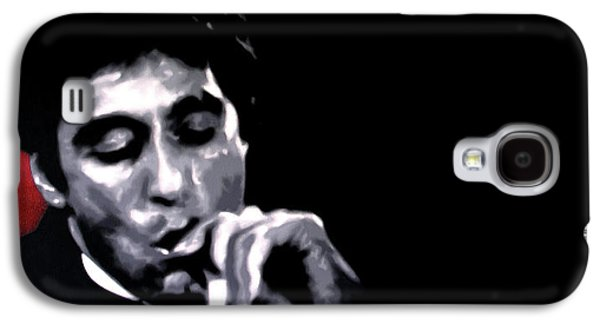 Scarface Widescreen Galaxy S4 Case