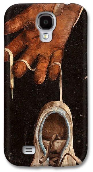 Scarpa Stringa Guanto Aglio Galaxy S4 Case