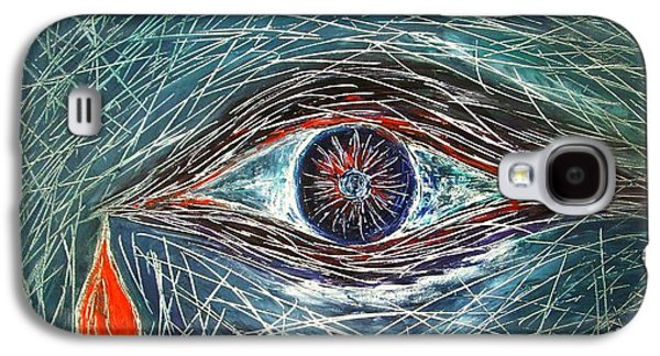Scars In My Soul Galaxy S4 Case by Marianna Mills