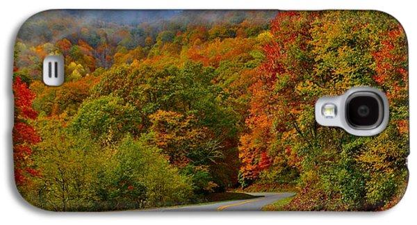 Scenic Drive Galaxy S4 Case