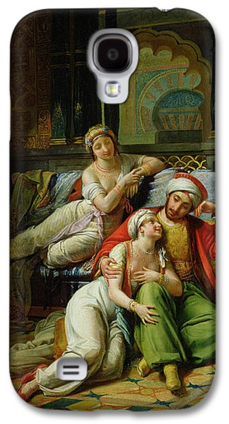 Scheherazade Galaxy S4 Case by Paul Emile Detouche