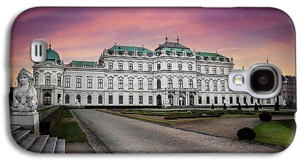 Schloss Belvedere Vienna Galaxy S4 Case by Carol Japp