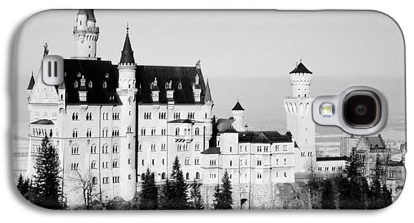 Fantasy Photographs Galaxy S4 Cases - Schloss Neuschwanstein Galaxy S4 Case by Juergen Weiss