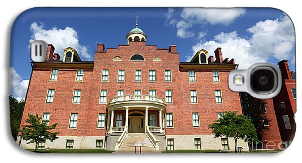 Schmucker Hall Gettysburg Theological Seminary Galaxy S4 Case by James Brunker
