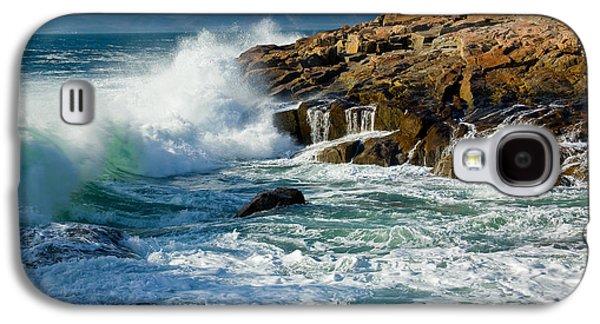 Schoodic Surf Galaxy S4 Case by Susan Cole Kelly