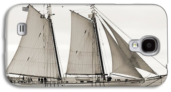 Schooner Harvey Gamage Of Islesboro Maine Galaxy S4 Case