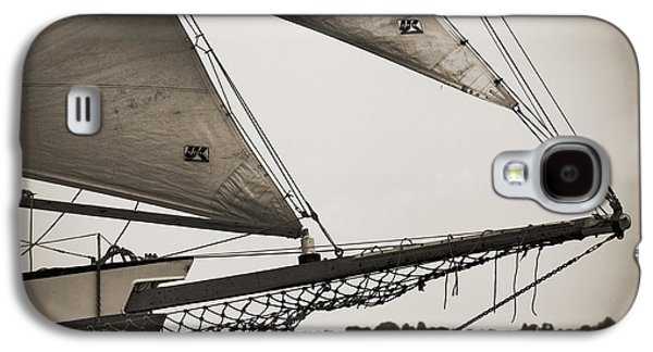 Schooner Pride Tall Ship Charleston Sc Galaxy S4 Case